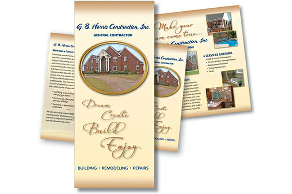 Brochures for small business