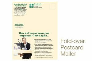 Capture attention with small business mailers