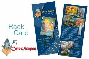 Show off your best with rack cards for small business